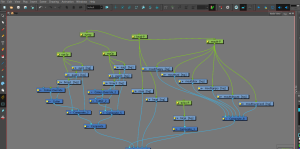 node based animation rigging in Harmony 12