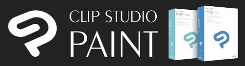 Clip Studio Paint logo