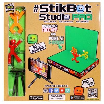 Zing StikBot Zanimation Studio Pro Kit