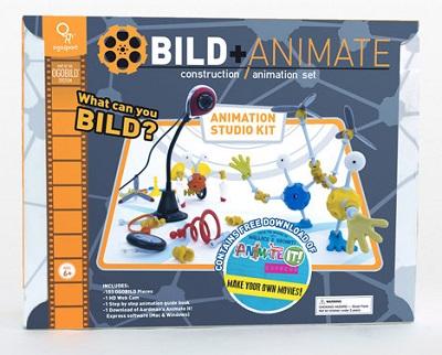 OgoBILD Animate It Studio Kit Box