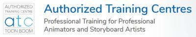 Toon Boom ATC - Authorized Training Centre