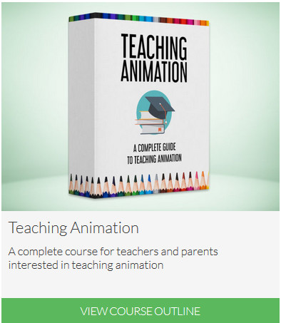 teaching animation course from Bloop