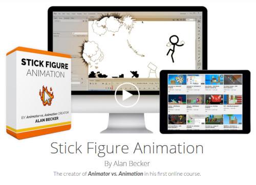 Bloop Stickman Animation course
