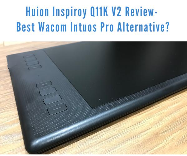 Huion Inspiroy Q11K V2 tablet