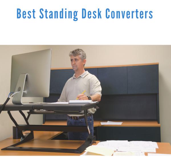 best standing desk converters