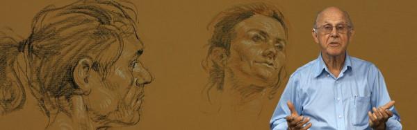 Glenn Vilppu - How to draw the human head
