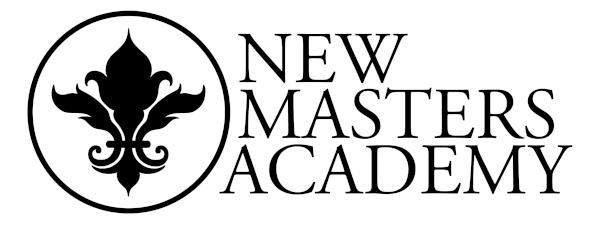 New Masters Academy logo