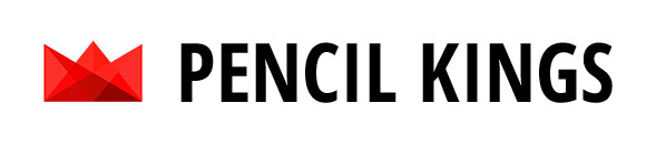 Pencil Kings logo